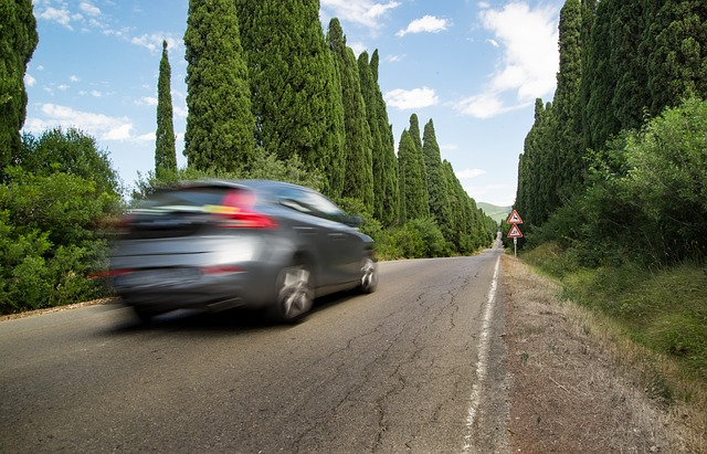 Avocat excès de vitesse sans interpellation