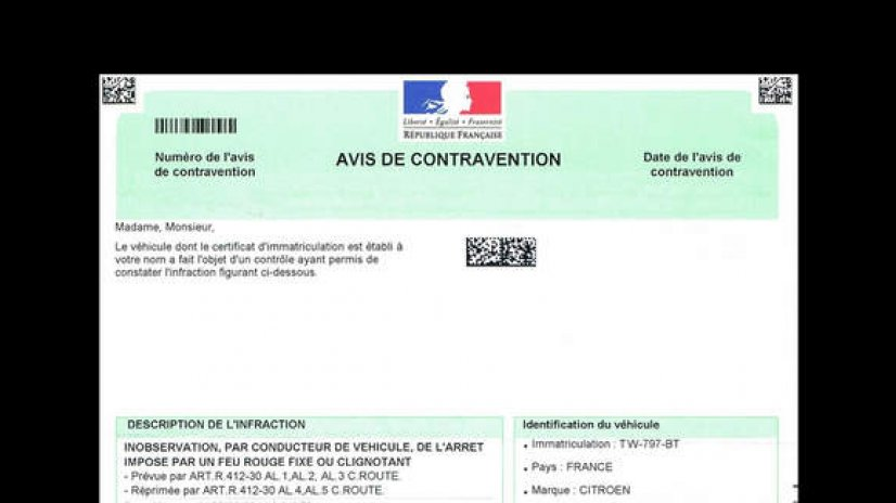 Avocat infraction contravention Vendée